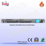Tevê Transmitter 30W-130W de DVB-T/T2/ISDB-T/ATSC/PAL Transmitter Digital Terrestrial UHF/VHF