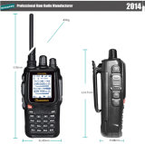 Wouxun Kg-UV8d Kguv8d de larga distancia de doble banda 5W walkie talkie
