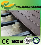 Basamento registrabile per il terrazzo del pavimento non tappezzato di Decking del giardino