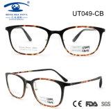 Marcos ópticos profesionales actualizados de Ultem (UT049)