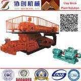 Machine de fabrication de brique automatique d'argile avec ISO&CE (JKY55/50-4.0)