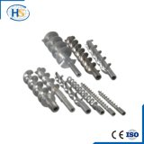 Twin bimetallico Screw Barrel per Plastic Extruder Machine Price