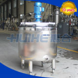 Stainless sanitaire Steel Ice Cream High Speed Emulsifying et Mixing Tank