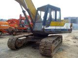 Máquina escavadora usada de Kobelco Sk07-N2