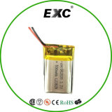 Batterie Lipo plus petit petit Bluetooth rechargeable 902030 3.7V 500mAh