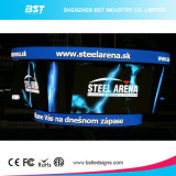 Stadium Mall Fixed Installation를 위한 높은 Refresh Rate P3 Full Color Curved LED Screens