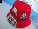 Kundenspezifischer Girlsbucket FloppySun Hut für Sommer