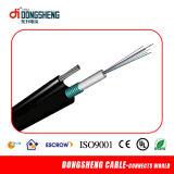 4 cable óptico de interior de la fibra FTTH de la base