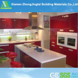 Alto Polished Kitchen Cabinets con Quartz Countertops From Cina