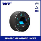 Blocage magnétique de casier de gymnastique de pinces de Wang avec le panneau de contact et le système à cartes