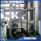 Máquina de trituração plástica para o plástico PP EVA