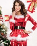 LadyのためのCosplay Party Stage Dress Christmas Costume