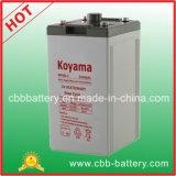 Pila secondaria di telecomunicazione del AGM della batteria 2V 400ah