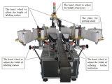 자동적인 쌍방 자동 접착 스티커 레테르를 붙이는 기계