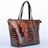 Nieuwe Stijl Dame Trend Handbag PU met Uitstekende kwaliteit (P6448)