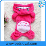 Usine chaude de couche de vêtement de crabot d'approvisionnement d'animal familier d'habillement d'animal familier