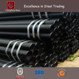 Carbon nero Round Steel Pipe per Gas (CZ-RP61)