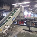 200-300kg/H PE die van pp Pelletiserend Lijn met Aggromerator recycleren