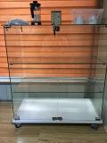 Cabina de cristal superior para Ministerio del Interior Pasillo