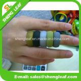 熱いSalecustomのシリコーン指リングの昇進のギフト(SLF-SR001)