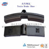OEM Locomotive Brake Shoe avec OIN Certified