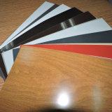 Alumínio revestido de alumínio da bobina PVDF do revestimento da cor do PE