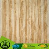 Papel de madera de Decortiave de la melamina del grano