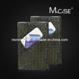 Doppia cassa di carta parteggiata di tendenza calda di nome della fibra del carbonio dei prodotti