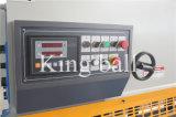 유압 CNC 깎는 기계 QC12k-10X3200