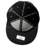 Neues Customized Sports Snapback Hat mit Puff Embroidery