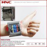 De koude Apparatuur van de Behandeling van de Hypertensie van het Polshorloge van het Instrument van de Therapie van de Laser