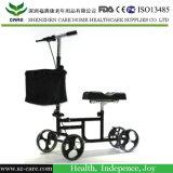 Alumínio de passeio Rollator do dae (dispositivo automático de entrada) do cuidado