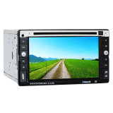 DVD-плеер автомобиля 6.2inch двойное DIN 2DIN с Android системой Ts-2014-1