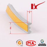 D P E Shape Self Adhesive Rubber Foam Seal Strip für Door