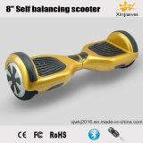 "Classic en couleurs 6.5 "" Self Balancing Electric Scooter avec Silicone Rubber"