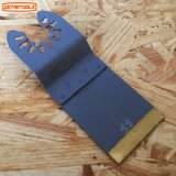 bi-Metal Titanium Coated Multipurpose Tool Saw Blade 35mm (Q800-1104T)