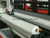 Rebobinado automático de papel de rollo de papel higiénico y máquina perforadora