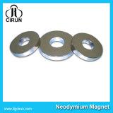 Hochleistungs- sinterte kundenspezifischen Musikinstrument-Magneten des Ring-N35