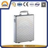 Alluminio dell'addetto che trasporta breve cassa per il viaggio d'affari (HL-1207)