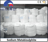 97% de métabisulfite de sodium à teneur minimale en produits alimentaires et à teneur industrielle en sodium