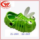 Chaussures durables d'entrave de chaussures en plastique d'EVA d'enfants de Colorfur pour des gosses