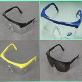 Haute Qualité Lunettes de sécurité réglable avec lentille en polycarbonate, PC Lense Lunettes de sécurité fournisseur, Lunettes de sécurité