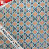 Tessuto di lavoro a maglia geometrico del merletto di vendita calda 2016