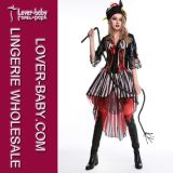 Halloweenの衣裳の女の子の海賊衣裳(L15350)