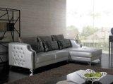 Insiemi europei del sofà del cuoio della mobilia del sesso di stile