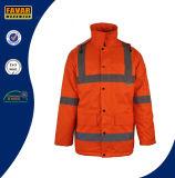 Напольной куртка Windbreaker Colthing проложенная зимой Оксфорд