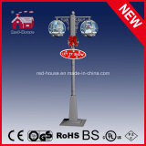 1.8m Street Light pour Christmas Holiday Gift Decoration