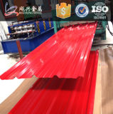 Лист толя качества PPGI строительных материалов основной Corrugated