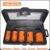 El orificio del kit de herramienta de los electricistas 13PCS consideró el conjunto