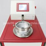 Тестер проницаемости воздуха аппаратуры испытание проницаемости газа ткани (GT-C27A)